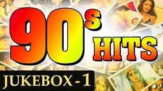 Best Bollywood Old Songs Collection - Hits of 90