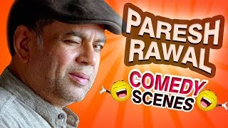 Paresh Rawal Comedy Scenes {HD} - Best Comedy Scenes - Weekend Comedy Special - #Indian Comedy