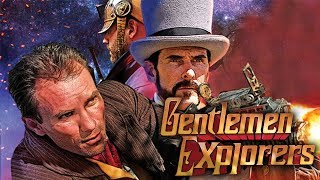 Gentlemen Explorers (Sci Fi, Free Movie, Fantasy, English Film) science fiction movies full length