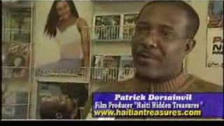 Filmmaker Patrick Dorsainvil Presents Haiti Hidden Treasures