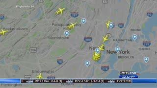 Airport Drone Scare
