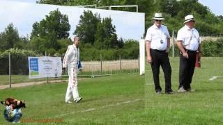 2015 - Championnat Ring des Dom-Tom à Domérat - Dodolela de Guétali - Alain Hoarau