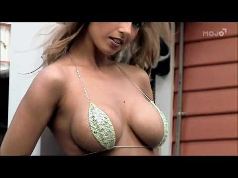 Charity Hodges bikini video HD