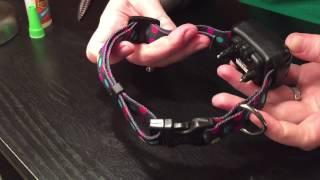 E-Collar Strap: Conversion Tutorial