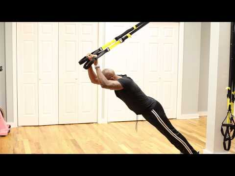 Back & Tricep Workout With the TRX : Get Fit Now Image 1