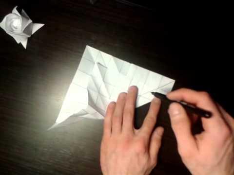 видео схема роза кавасаки)
