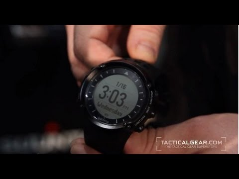 Suunto Ambit Software Update at SHOT Show 2013