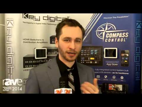 ISE 2014: Key Digital Talks About the HDMI Matrix Switcher Champion Series