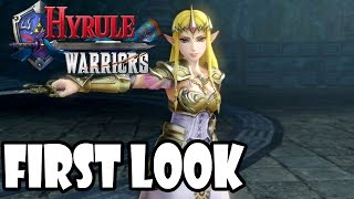[Hyrule Warriors - First Look With Mitch - SDCC 2014] Video