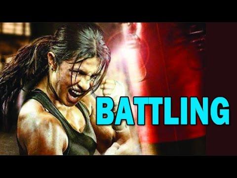 Priyanka Chopra - 'Mary Kom' has been a battle for me! | Bollywood News