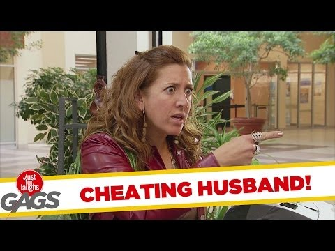 Wife Freaks Out At Cheating Husband video