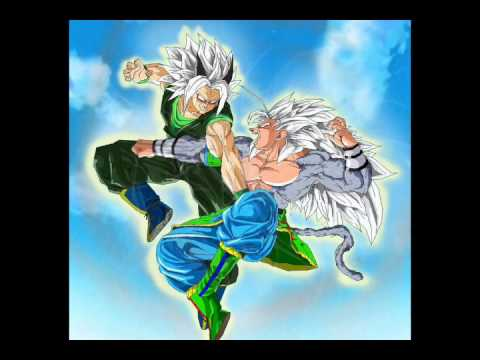 Super saiyan 5 Goku & Xicor Tribute (DBAF Slideshow)