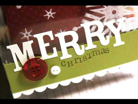 MACM - Merry Christmas (Clear Card)