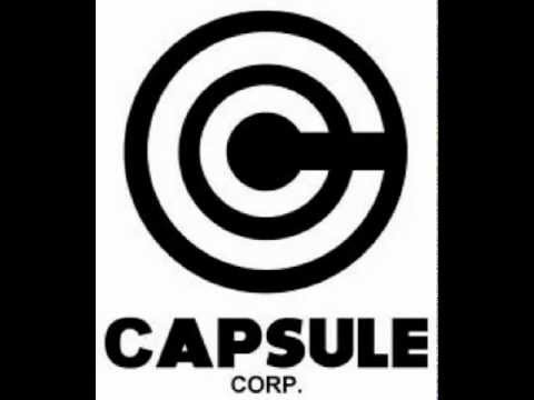 Capsule Corps Logo Capsule Corp Live Free Party