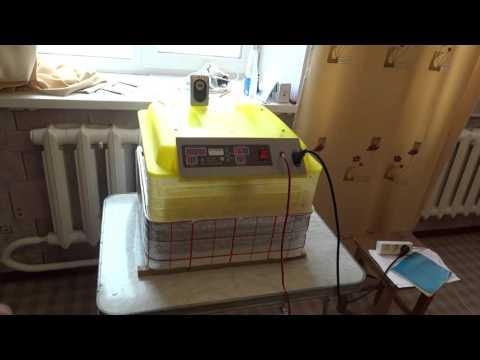 Инкубатор И 96  Доработка