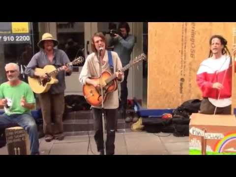 Millionaires - Phat Bollard - Busking in Bath (Best Vid of this) thumbnail