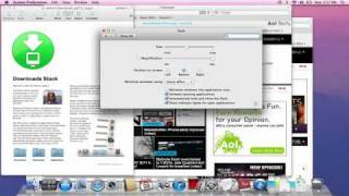 Mac OS X Lion preview