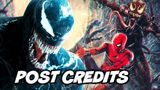 Spider-Man Far From Home Post Credit Scene - Marvel Phase 4 and Venom Teaser Breakdown