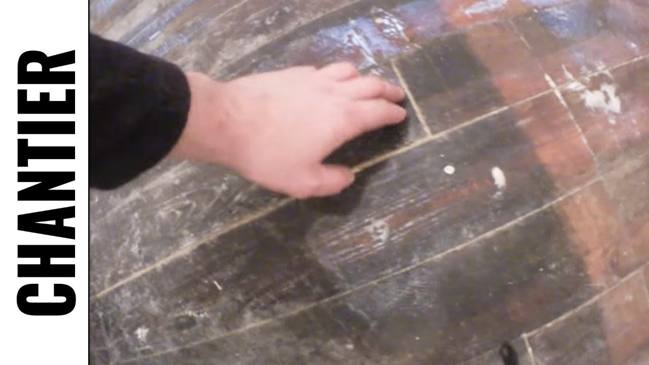 Comment mettre a niveau un plancher bois - Faire un plancher bois dans un garage ...
