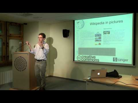 Dr. Alex Bateman. Why biologists should care about Wikipedia? IIMCB Seminar Series