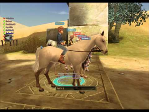 Alicia online horse game english release date