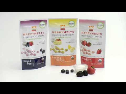 About HAPPYBABY Foods