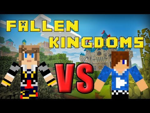 Fallen Kingdoms : Frigiel vs Siphano Minecraft