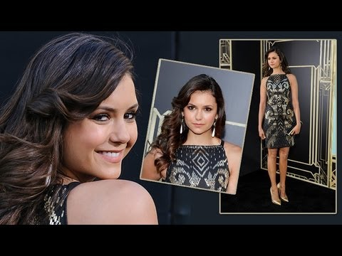 Nina Dobrev 'The Great Gatsby' Premiere GLAM!