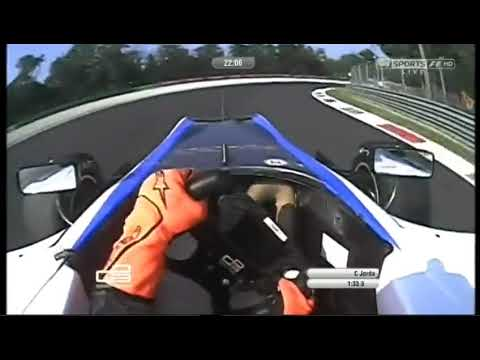 GP3, Monza 2013 - Carmen Jorda Helmet-Cam OnBoard