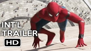 download lagu Spider-man: Homecoming  International Trailer #1 2017 Tom Holland gratis