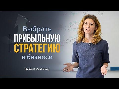 Как выбрать прибыльную стратегию в бизнесе   GeniusMarketing