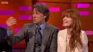 Download Lagu Ship to Wreck - Florence + the Machine (Graham Norton BBC 1) Gratis STAFABAND