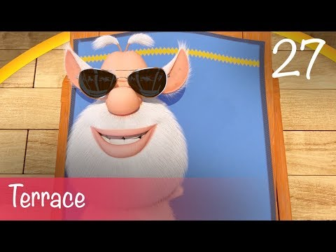 Booba - Terrace - Episode 27 - Cartoon for kids thumbnail