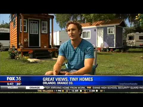 Local property owner hopes to create neighborhood of tiny houses