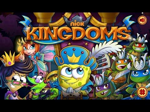 Games: Nickeoldeon Kingdoms