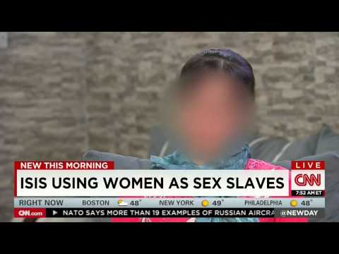 CNN Interviews Yazidi Girl Kidnapped and Raped by Islamic State Terrorists