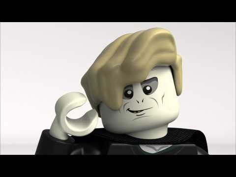 «LEGO Гарри Поттер: годы 5-7» - Хеллоуин