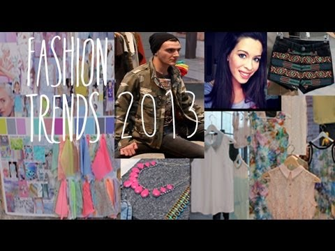 Fashion Trends 2013 - Sommer ( + Primark Summer Collection 2013)