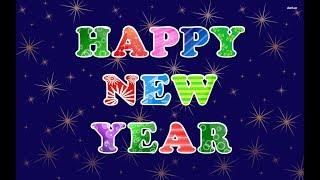 Happy New Year 2017 - Boldog új évet 2017