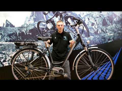 Raleigh Motus 2015 Bosch Electric Trekking Bike Review