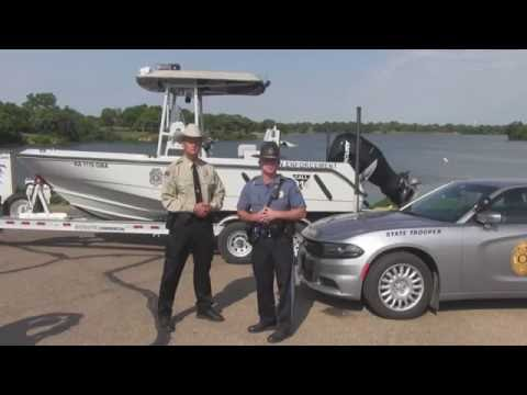 BUI-DUI 2016 with Kansas Wildlife, Parks and Tourism and the KHP