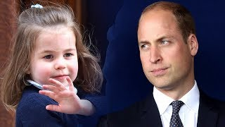 Here's Prince William's biggest fears for Princess Charlotte