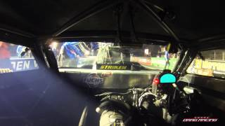 Top Doorslammer onboard with John Zappia @ Nitro Up North 2015