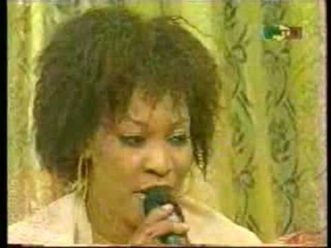leni stern on african television