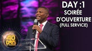 download musica Pasteur Grégory Toussaint 40 DAY FAST Soirée DOuverture Tabernacle de Gloire