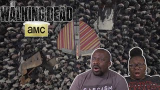 The Walking Dead 8x7 REACTION!! {Time for After}