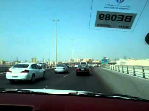 Bahrain road travel