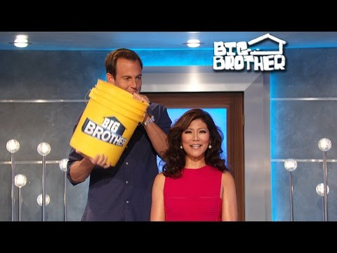 Big Brother - BIG BROTHER Host Julie Chen accepts the ALS Ice...