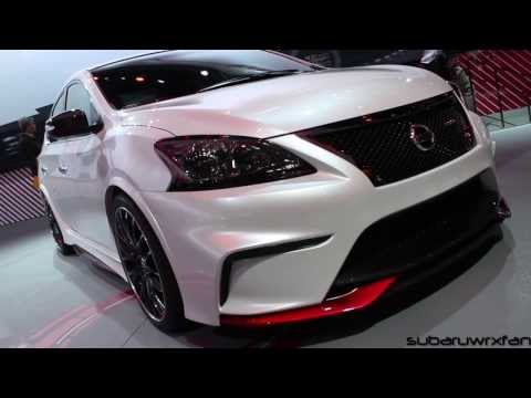 Nissan Sentra Nismo Design And Discussion: Detroit 2014