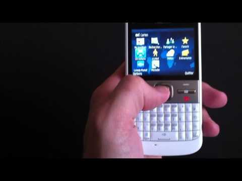 Nokia E5 видео клипове